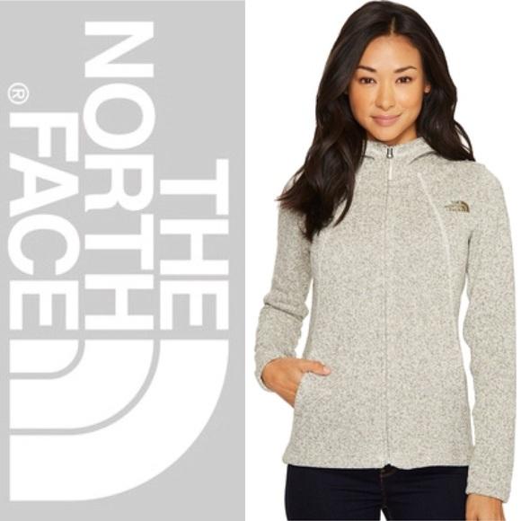 9ed57291d3d The North Face Crescent Full Zip Fleece